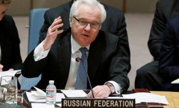 Ar sirdstrieku pēkšņi miris Krievijas vēstnieks ANO