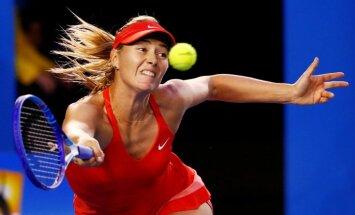 Ostapenko pretiniece Šarapova atteikusies no dalības Sinsinati WTA turnīrā