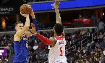"""Чемпионат НБА: """"Нью-Йорк"""" Порзиньгиса угодил в крутое пике"""