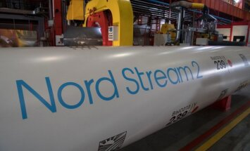 'Nord Stream 2' palielinās Ukrainas un Krievijas kara risku, paziņo Polijas premjers