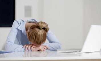 Elementāri ievērojami knifiņi, kas palīdzēs cīnīties ar hronisku nogurumu