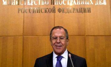 ASV ārpolitika ir novecojusi, apgalvo Lavrovs