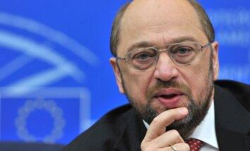 Глава Европарламента Шульц заявил о своей предстоящей отставке