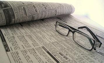 Izvairīgi kandidāti un grūtības ar līdzekļiem – ko priekšvēlēšanu laikā piedāvā reģionālie mediji