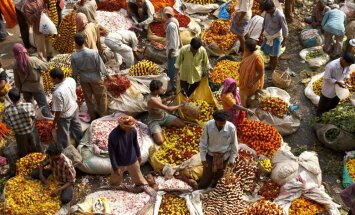 Indija nākamgad kļūs par piekto lielāko pasaules ekonomiku, prognozē britu analītiķi