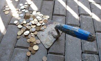 No 1. janvāra būs augstāka mikrouzņēmumu nodokļa likme, nolemj Saeima