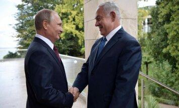 Нетаньяху посетит Москву и побывает на военном параде 9 мая