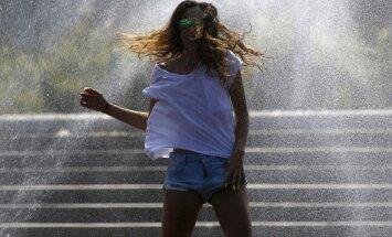 Синоптики обещают продолжительную жару, в некоторые дни - до +33 градусов