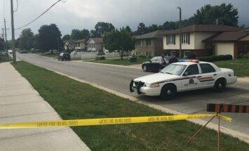 Kanādā nošauts vīrietis, kurš tuvākajās dienās plānoja īstenot teroraktu