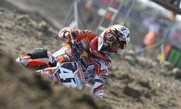 Jonass Latvijas posmam iesildās ar triumfu pasaules čempionāta sestajā etapā