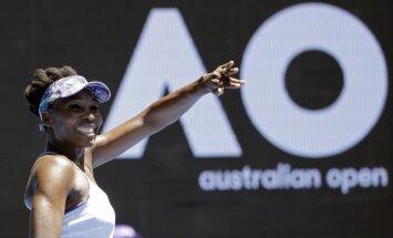 Venusa Viljamsa plāno piedalīties 2020. gada Olimpiādē Tokijā