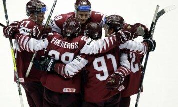 Сборная Латвии обыграла Германию в важнейшем матче на чемпионате мира по хоккею