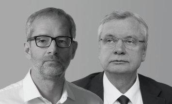 ОНЛАЙН. Delfi TV с Янисом Домбурсом: на вопросы отвечает министр образования Карлис Шадурскис