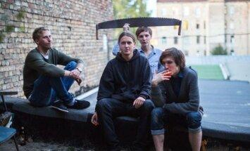 Grupa 'Židrūns' albuma izdošanu svinēs Centrāltirgū