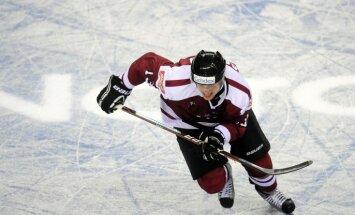 Galviņš palīdz 'Jugra' tikt pie uzvaras KHL čempionāta spēlē