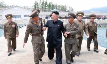 Ziemeļkoreja sola nostiprināt 'nenovērtējamo' kodolarsenālu