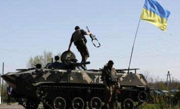 Mariupolē notiek specoperācija; drošībnieki ieņēmuši galvenos separātistu atbalsta punktus