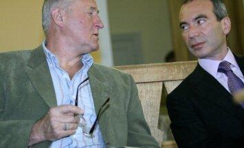 Par labu 'Bankas Baltija' bijušajam prezidentam Freimanim no valsts piedzen 5000 eiro