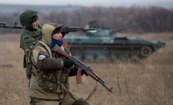 Kijeva nekontrolē 409 kilometru garu Ukrainas-Krievijas robežas posmu