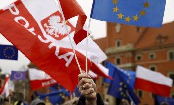 'Delfi' Polijā: Cik skeptisks ir eiroskepticisms