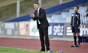Dobrecovs atstājis FK 'Liepāja' galvenā trenera amatu