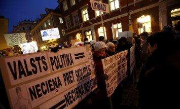 Pedagogu streikā piedalīsies 24 546 izglītības un zinātnes darbinieki