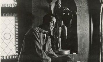 Teātra muzejā pasākumu ciklā 'Sarunas Smiļģa kabinetā' 10. saruna ar mākslas zinātnieci Burāni