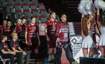 Pasaules čempionāts florbolā: Latvija - Norvēģija. Teksta tiešraide