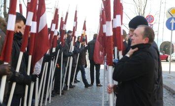 Straujuma aicina iedzīvotājus 16.martā neļauties provokācijām
