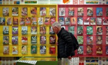 Diktatūra un dizains: Ziemeļkorejas propagandas plakāti, komiksi un pastmarkas