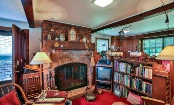 Foto: Pārdod slavenā amerikāņu rakstnieka Džeroma D. Selindžera māju