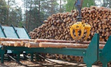 Pārdota 'Ikea Industry Latvia' kokzāģētava Inčukalnā un 'Inčukalns Timber'