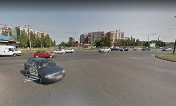 Ierobežos satiksmi Augusta Deglava un Ilūkstes ielas krustojumā