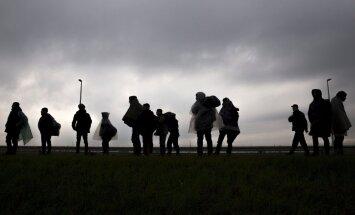 В Латвию перемещено уже почти 200 беженцев
