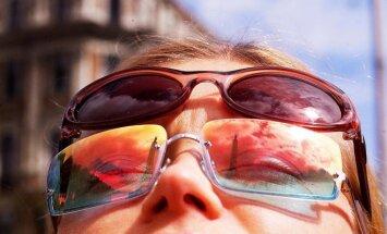 Saules ultravioletais starojums tikpat liels kā vasaras otrajā pusē