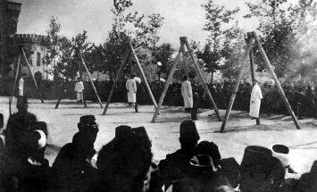 Vācijas armēņi sašutuši par Berlīnes manevriem genocīda jautājumā