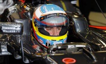Alonso prestižā Monako 'Grand Prix' vietā startēs Indianapolisā