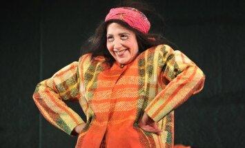 Foto: Nacionālajā teātrī tapis sezonas pēdējais jauniestudējums 'Trīne'