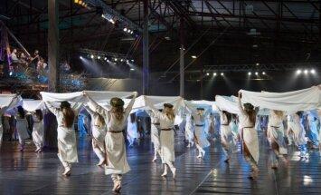 'No zobena saule lēca' izrādē piedalīsies dūdu grupa 'Auļi'