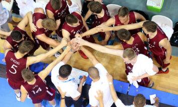 Latvijas U-20 basketbolisti pārspēj ukraiņus; cīnīsies par EČ piekto vietu