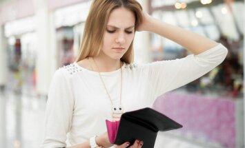 Mānās vai patiesība: jaunieši nesūdzas par finansiālām problēmām ģimenē