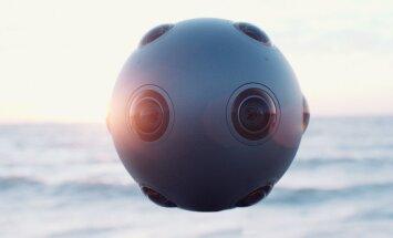 'Nokia' izstrādājusi futūristisku virtuālās realitātes videokameru
