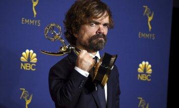 Losandželosā pasniegtas 'Emmy' balvas. Labākais seriāls – 'Troņu spēle'
