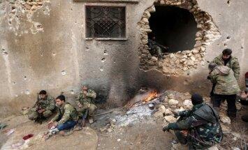 Krievijas armija ļauj Sīrijas nemierniekiem pamest Austrumgutu