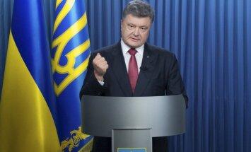 Порошенко назвал протесты в Киеве провокацией Кремля