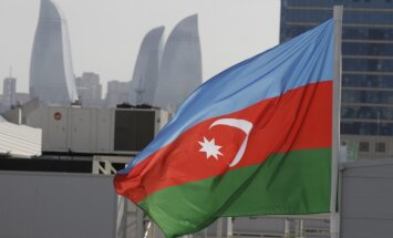 Azerbaidžānu paralizējis elektroapgādes pārtraukums