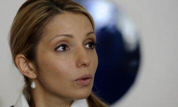 Timošenko meita cer uz Putina atbalstu mātes atbrīvošanā
