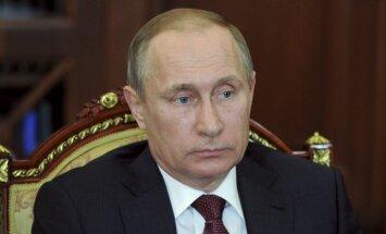 Piemaskavas pansionātā izmēģina TV 'tiešo līniju' ar Putinu