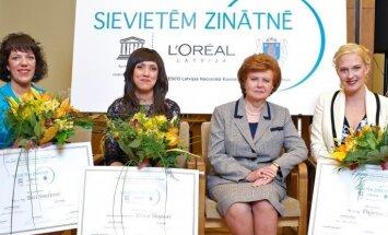 Saruna ar zinātnieci Dagniju Loču: Sievietēm ir citas prioritātes, tāpēc Nobela prēmiju vairāk ir vīriešiem