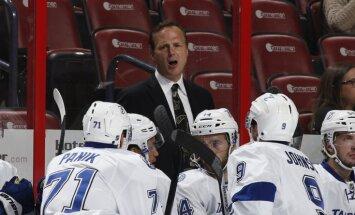 Kanādas hokeja izlases galvenais treneris šajā PČ būs Džons Kūpers